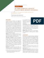Abruptio Placentario