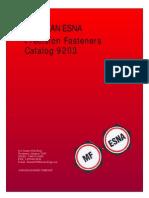 ESNA Catalog 9203