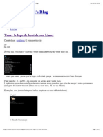 Tuner Le Logo de Boot de Son Linux - CalimeroTeknik's Blag