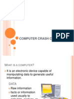 Computer Crash Course