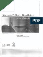 Avelar e Cintra - Sistema Político Brasileiro - Parte 01 - Cap 01