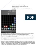 Analysis of the iPhone Game Drop7 With Tips on Advanced Strategy - Nick Seeber's Blog