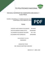 Tesis Diseño de Paquete Aire Comprimido Para Ambiente Marino