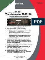 m 3311a Sp Spanish