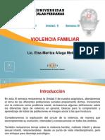 Ayuda III - Violencia Familiar