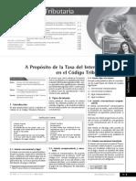 Interess Moratorio Revista