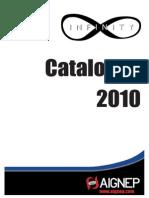 Infinity Catalogue 2010