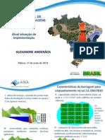 CONTEM 2014 - Política Nacional de Segurança de Barragens
