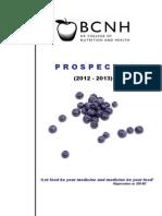 BCNH Prospectus 12 13
