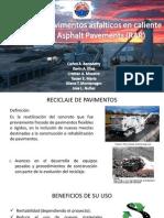 Reciclaje de Pavimentos Asfalticos en Caliente - Reclaimed Final