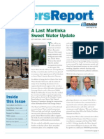 Rivers Report Spring 2014