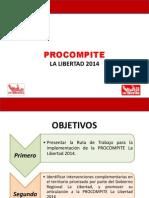 Procompite 2014 ONGs