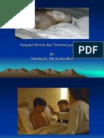 Chronic and Terminal Illness Indo
