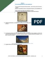 Tema 8 a Arte Do Renacemento e Do Barroco1