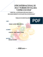 Bromatología Junio