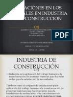 Materiales en Industria Construccion
