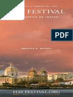 HayFestivalCartagena2014 Programa