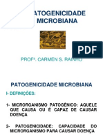 Patogenicidademicrobiana Microbiologiabsica 110824130442 Phpapp01