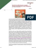 Una Abdicación Humillante Para Un Golpe Constitucional de Perspectivas Nada Halagüeñas. Antoni Domènech · G