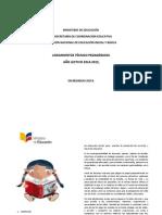 Lineamientos Para Inicio Del AÑo Lectivo 2014-1