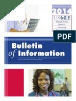 2014 Bulletin