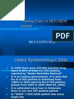 Nursing Therapy on HIV