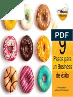 Itmadrid 9pasos Para Un Business Case de Exito