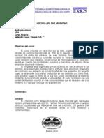 Historia Del Cine Argentino - Porf. Levinson Sw