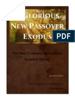 New Passover Exodus