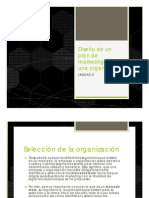 Diseno de Un Plan de Marketing, Semana 4