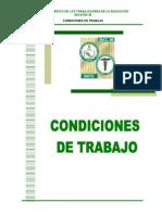 Condiciones de Trabajo SNTE 382
