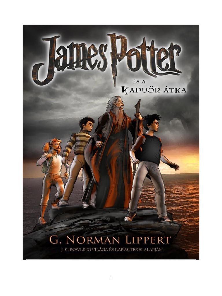 James Potter És a Kapuőr Átka 5ab4fb2f58