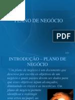 Introdução Ao Plano de Negócio