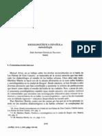 Metodologia Sociolinguistica Txt