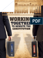 Working Together to Rewrite the Constitution