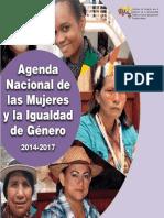 Agenda Nacional de Mujeres