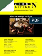 Zoon Politikon 2000/1