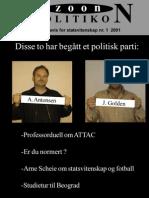 Zoon Politikon 2001/1