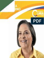 Clara Lopez Presidenta - Programa de Gobierno
