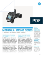 MT2000 Series Spec Sheet