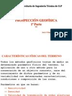 Geofísica Generalidades y Eléctrica
