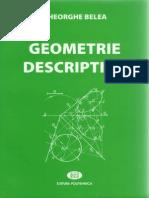 Geometrie Detscriptiva