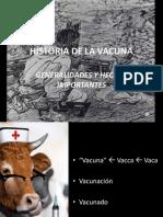Vacunas Recombinantes y Antigenos Recombinantes