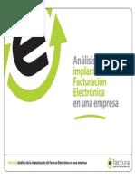 España - Análisis de La Implementación de Factura Electronica en Una Empresa
