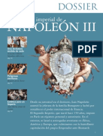 Revista La Aventura de La Historia, Dossier 40 - Nostalgia Imperial de Napoleon III - Sonsoles Cabeza SáNchez-Albornoz