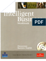 3 Intelligent Business Elementary Workbook