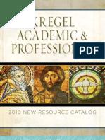 Academic Catalog 09-10