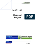 Manual Ms Project