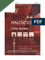 Barker, Clive - El Juego de Las Maldiciones