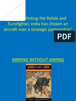 Arming Without Aiming review